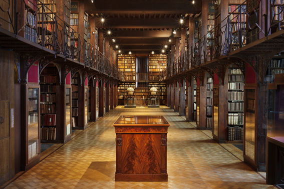 Erfgoedbibliotheek Hendrik Conscience