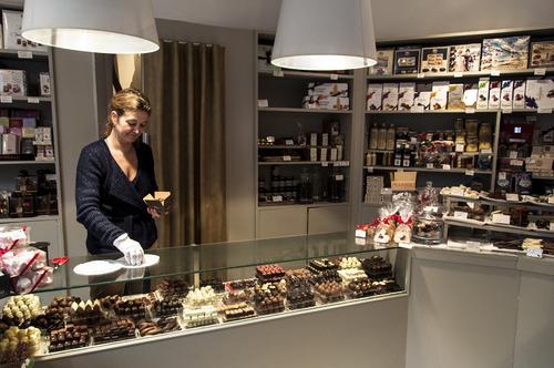 Chocolatier Elisa Pralines