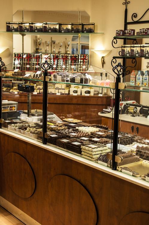 Chocolatier Bastin Kathedraal